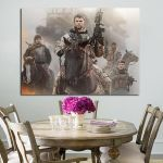 1 Panel 12 Strong Mitch Nelson, Hal Spencer ,Sam Diller And Ben Milo Wall Art Canvas