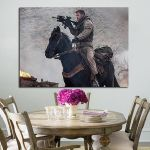 1 Panel 12 Strong Mitch Nelson Wall Art Canvas