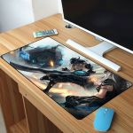 Tryndamere And Ashe Mousepad