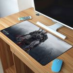 The Witcher 3 Wild Hunt Geralt Mousepad