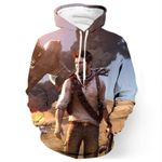 Uncharted 3 Drake's Deception Shirts