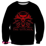 The Witcher 3 Wild Hunt Red Logo Shirts