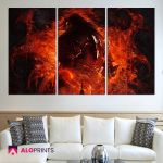 Castlevania Lords Of Shadow 2 Wall Art Canvas