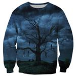 The Witcher Hanging Tree At Night Shirts