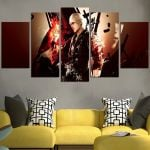 Devil May Cry 4 Special Edition Wall Art Canvas