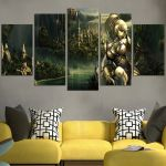 Lineage Elves Wall Art Canvas