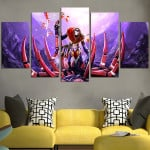 Witch Doctor Dota 2 Wall Art Canvas