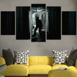 The Evil Within II In Cave Wall Art Canvas