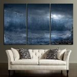 3 Panel Game Of Thrones Wall Art Canvas