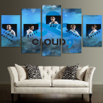 Cloud 9 Moments In LOL History  Wall Art Canvas