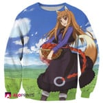Spice And Wolf Holo In The Meadow Shirts