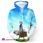 Violet Evergarden Hang Out Shirts