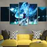 Devil May Cry Power Of Nero Wall Art Canvas