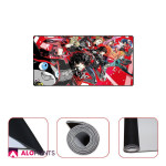 Persona 5 Teams Red Mousepad