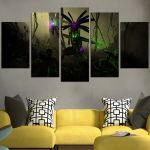 Witch Doctor Diablo 2 Wall Art Canvas