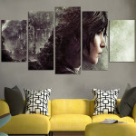 Clarence House Rise Of The Tomb Raider Wall Art Canvas