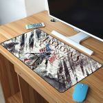 Assassin's Creed Backgrounds Mousepad