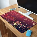 Anime Characters In Naruto Mousepad