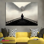 1 Panel Tyrion Lannister Wall Art Canvas