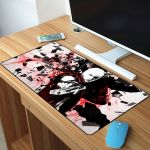 Devil May Cry Dante Weapon Mousepad