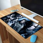 Leon S Kennedy Chris Redfield Jake Muller And Ada Wong Mousepad