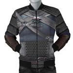 1stIreland Bomber Jacket for Men, New Witcher Armor TH00