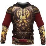 1stireland Hoodie, 3D King Theore Armor Th00