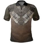 1stireland Polo T-Shirt, Legolas Armor & Tunic 3D All Over Printed