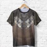 1stireland T-Shirt, Legolas Armor & Tunic 3D All Over Printed