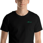 1stIreland™ Special Custom Embroidered T-shirt