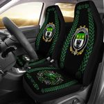 Acheson Ireland Shamrock Celtic Irish Surname Car Seat Covers TH7