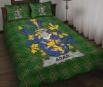 Agar Ireland Quilt Bed Set Irish National Tartan A7