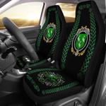 Aherne or Mulhern Ireland Shamrock Celtic Irish Surname Car Seat Covers TH7