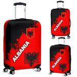 Albania Luggage Covers Light Ray Version K12
