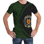 Alister Family Crest Unisex T-shirt Hj4