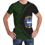 Alleet Family Crest Unisex T-shirt Hj4