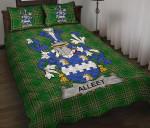 Alleet Ireland Quilt Bed Set Irish National Tartan A7