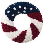 American Patriotic Wreath TH10