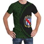 Annesley Family Crest Unisex T-shirt Hj4