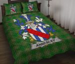 Annesley Ireland Quilt Bed Set Irish National Tartan A7