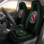 Annesley Ireland Shamrock Celtic Irish Surname Car Seat Covers TH7