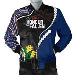 Anzac Men's Bomber Jacket, Aboriginal Maori K5