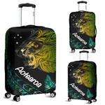 Aotearoa Tiger Luggage Covers Maori Paua Shell Version K13