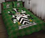 Archdekin Ireland Quilt Bed Set Irish National Tartan A7