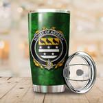 Ardagh Family Crest Ireland Shamrock Tumbler Cup  K6