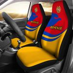 Armenia Car Seat Covers Version K4