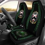 Arnott Ireland Shamrock Celtic Irish Surname Car Seat Covers TH7
