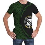 Ashborne Family Crest Unisex T-shirt Hj4