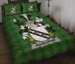Ashborne Ireland Quilt Bed Set Irish National Tartan A7