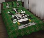 Ashby Ireland Quilt Bed Set Irish National Tartan A7